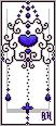 D : Dark Heart Chandelier by AngelicHellraiser