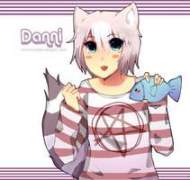 COM: Danni by mimionie
