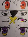 Karneval Anime-Eyes by Zahyebah