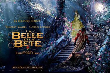 Montage photo avec Cosplay Ladylili   Belle by Edwardlefou