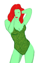 Poison Ivy by NoahConners