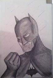 Batman by NoahConners