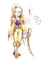 Celes Chere: Final Fantasy VI by Havenaims