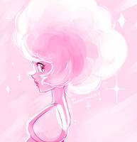 Pink by Drawloverlala