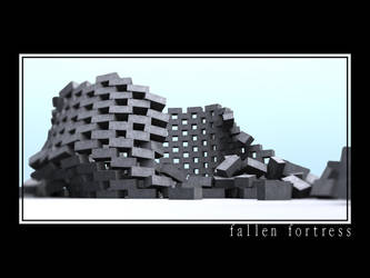 Fallen Fortress - WP by BCBomb47