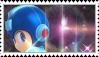 Mega Man shines by Zero-Janitor
