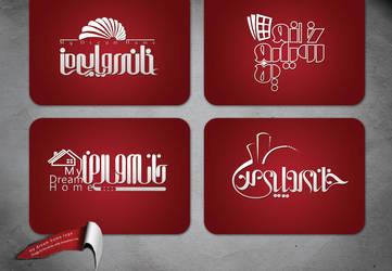 my dream home logo by Fereshteh-eslah