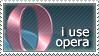 I use Opera by Kurasii