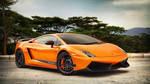 5 Lamborghini Gallardo Car Wallpaper by dhaval8341