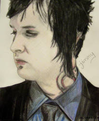 Jimmy Sullivan -The Rev- by RomancedWithWhispers