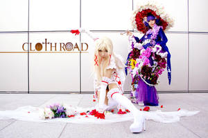 Cloth Road_Team by tamarpg