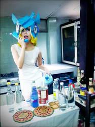 Lady Gaga - Telephone - by tamarpg