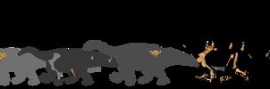 Antetonitrus chart by Megalotitan