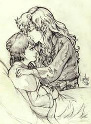 Morning Kiss by LyrykenLied