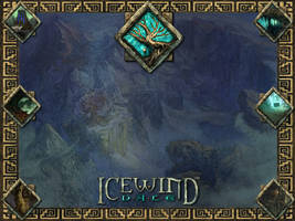 IceWind Dale Map Wall by Maleficent84