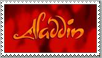 Aladdin Disney Stamp by Maleficent84