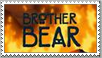Brother Bear Disney Stamp by Maleficent84
