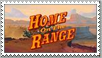 Home on the Range Disney Stamp by Maleficent84