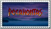 Pocahontas Disney Stamp by Maleficent84