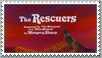 The Rescuers Disney Stamp by Maleficent84