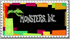 Monsters, Inc. Title Stamp by Maleficent84