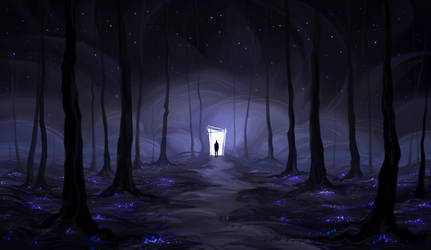 The Unknown by Yevinid