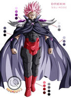 Drekh Emperor costume 001 by diegoku92