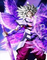 Vodaka the king of multiverse by diegoku92