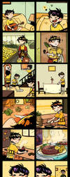 Paper And Pencil Ch.2 by Ghosticalz