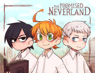 The preomised neverland fanart by Ghosticalz