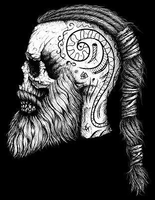 Ragnar by GrimsoulArt