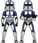 501st Stormtrooper by SpectorKnight