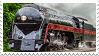 Norfolk and Western 611 Stamp by DanielArkansanEngine