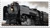 Union Pacific 844 Stamp by DanielArkansanEngine