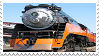 Southern Pacific 4449 Stamp by DanielArkansanEngine