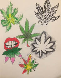 Weed Styles by MorrisonMedia