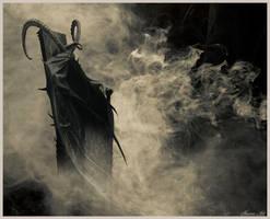 dark throne by SHUME-1