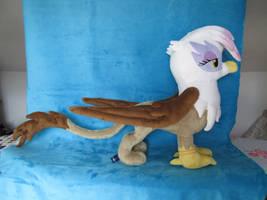 Gilda of Griffonstone Plushie! [SOLD] by Jillah92