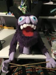 Ralph the monster puppet 3 by KNuhn