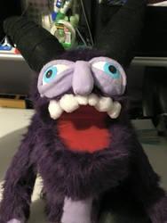 Ralph the monster puppet 2 by KNuhn