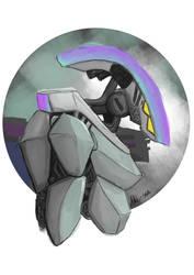 Tehno Bot by Aki-san333