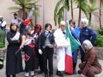 Anime Conji reunion in sight by Phantom-Ichigo