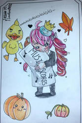 OCtober: 31 - NEW OC - Loustica #MS2 by Loustica