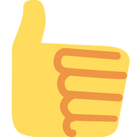 Thumbs Up by Gen-ma