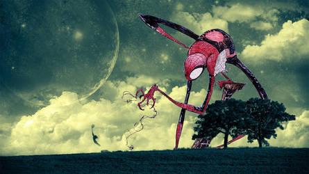 Interstellar Overdrive by Mrbside