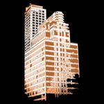McGraw-Hill Building -Dark Comic Book Style! by aduboisforge