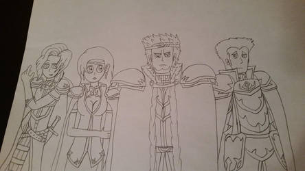Bern: A King and His Generals by KingLogan721