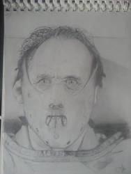 Hannibal Lecter by 5sand741