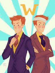 Must Be A Weasley by VittysArtBox