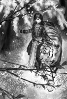 The Tiger Queen by sukinahito